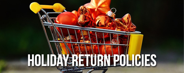 The first few days following Christmas are the busiest time of year for returns. This year, before you make a trip to the store, take a look at some changes […]