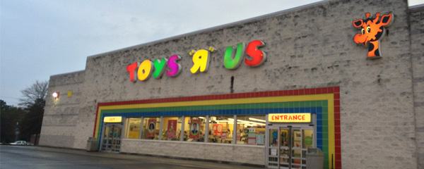 Toys R Us Trade-In Event